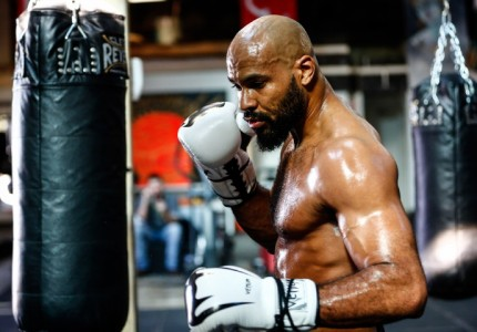Gerald Washington cuts short his vacation to prepare for shot at Deontay Wilder