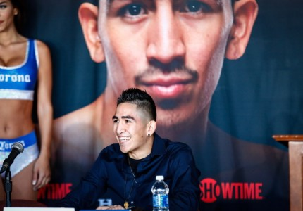 Kiko Martinez: I've faced stronger boxers than Leo Santa Cruz