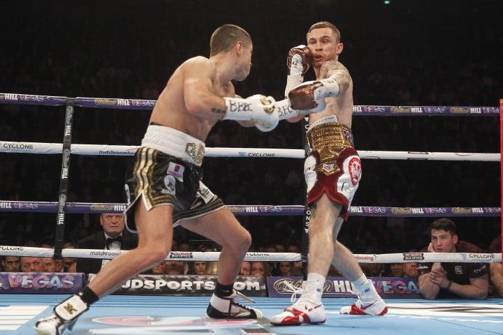Carl Frampton Scott Quigg Boxing News Boxing Results