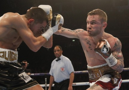 Frampton calls out Santa Cruz on Twitter; Rigondeaux Tweets how he'll fight Frampton, Quigg and Santa Cruz!