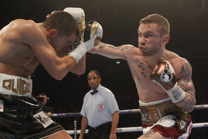 Carl Frampton Guillermo Rigondeaux Leo Santa Cruz Scott Quigg Boxing News Boxing Results Top Stories Boxing