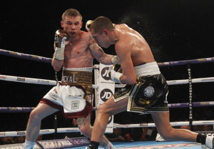 "Frampton says his preferred next fight is Santa Cruz; says he knew Quigg fight would be ""boring"""