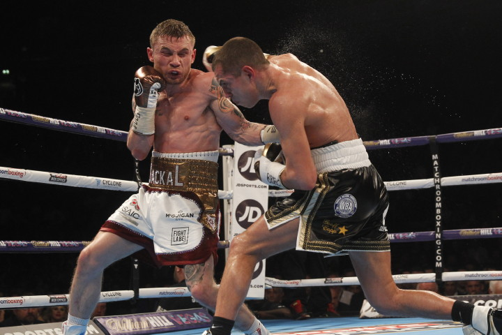 Carl Frampton Leo Santa Cruz Scott Quigg Boxing News British Boxing