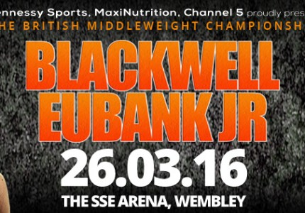 Nick Blackwell and Chris Eubank Jr. collide at The SSE Arena, Wembley