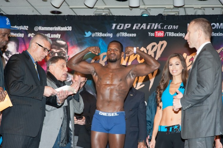 Hank Lundy Terence Crawford Boxing News