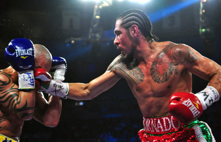 Antonio Margarito, Carson Jones - In comparison to the huge carnival of boxing entertainment that was going down this past Saturday night, this Saturday will be a pretty quiet night for fight fans. There are a few cards scheduled around the world, but the biggest, most interesting card will be the one taking place in Chihuahua, Mexico.