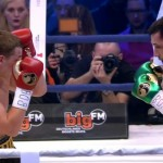 Fedor Chudinov - Felix Sturm (40-5-3, 18 KOs) did just enough to win a 12 round majority decision over WBA Super World super middleweight champion Fedor Chudinov (14-1, 10 KOs) on Saturday night at the Koenig Pilsener Arena in Oberhausen, Nordrhein-Westfalen, Germany. The fight result was highly controversial though, because many boxing fans felt that the 28-year-old Chudinov had done enough to keep retain his WBA title. The judges saw it differently, however.