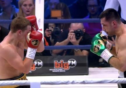 Sturm vs Chudinov II: Felix Sturm tested positive for Stanozolol