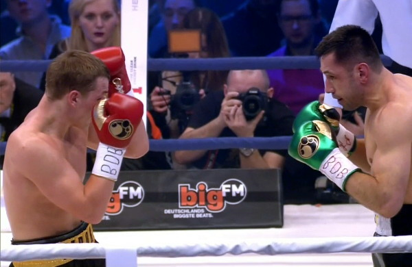 Fedor Chudinov Felix Sturm Boxing News Boxing Results