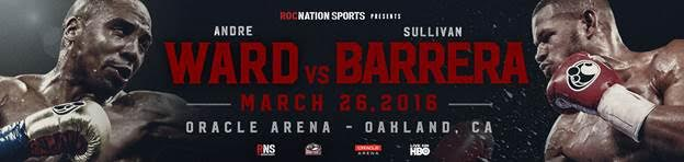 Andre Ward, Sullivan Barrera - Boxing Interviews