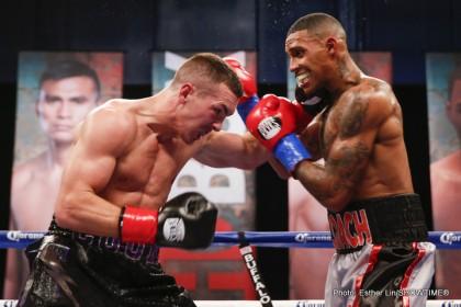 Dillon Cook vs Justin DeLoach