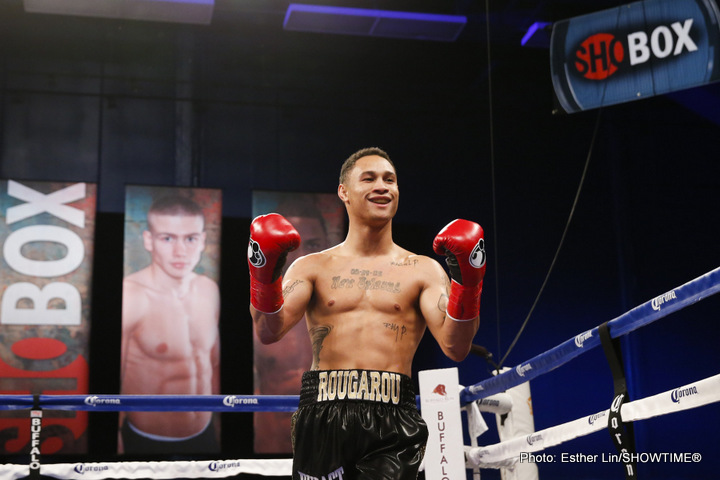 Undefeated 140-pound contender Regis Prograis and former world champion Viktor Postol will face off for the vacant WBC Super Lightweight World Championship on Friday, March 9 in the 12-round main event of SHOWTIME BOXING: SPECIAL EDITION live on SHOWTIME at 10 p.m. ET/PT from Deadwood Mountain Grand in Deadwood, South Dakota.