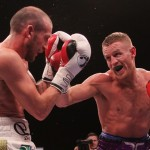 Derry Mathews - Terry Flanagan beat challenger Derry Mathews to retain his WBO World Lightweight crown with a unanimous decision at the Liverpool Echo Arena.