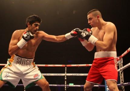Vijinder Singh beats Horvath – results