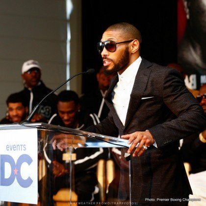 1-Broner vs Theophane Press Conference_Presser_Stephanie Trapp _ Mayweather Promotions _ Premier Boxing Champions5