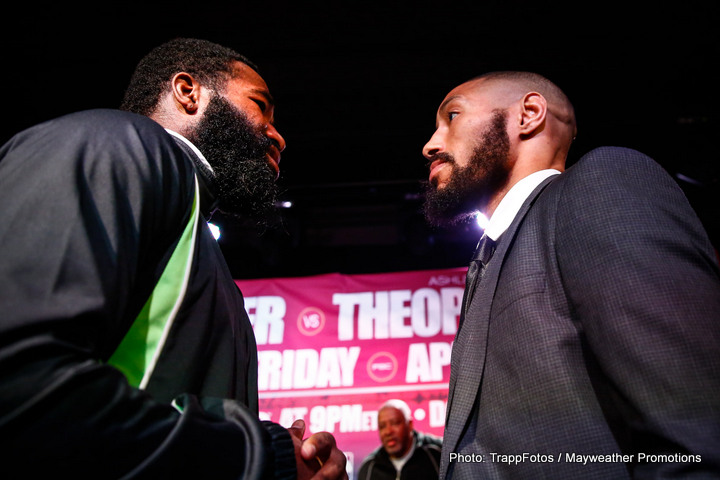 Adrien Broner Ashley Theophane Boxing News