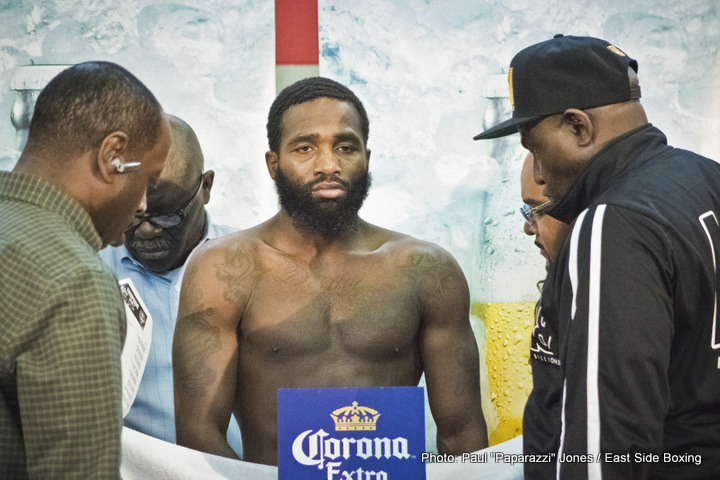 Adrien Broner Ashley Theophane Boxing News Top Stories Boxing