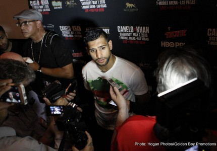Is Khan top 10 P4P if he beats Canelo? Froch says yes