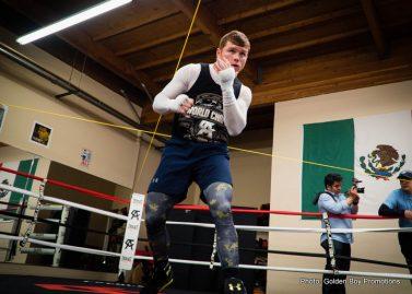"Amir Khan Saul ""Canelo"" Alvarez Boxing News"