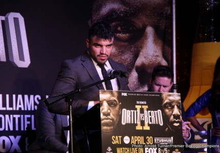 Victor Ortiz-Andre Berto II: will the rematch live up to the first great fight?