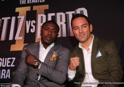 Ortiz-Berto, Williams-Rodriguez & Lara-Montiel quotes
