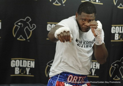 No deal reached for Luis Ortiz-Alexander Ustinov; fight to go to purse bids