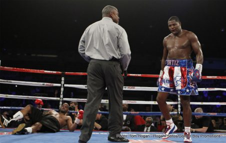 Jessie Vargas Luis Ortiz Sadam Ali Tony Thompson Boxing News Boxing Results Top Stories Boxing
