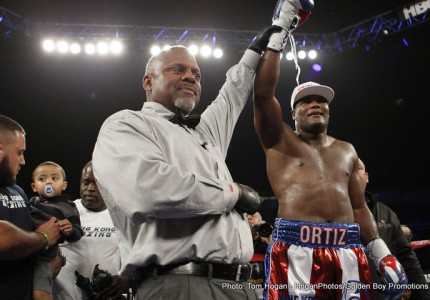 British heavyweight David Allen lands big fight he wanted with Luis Ortiz