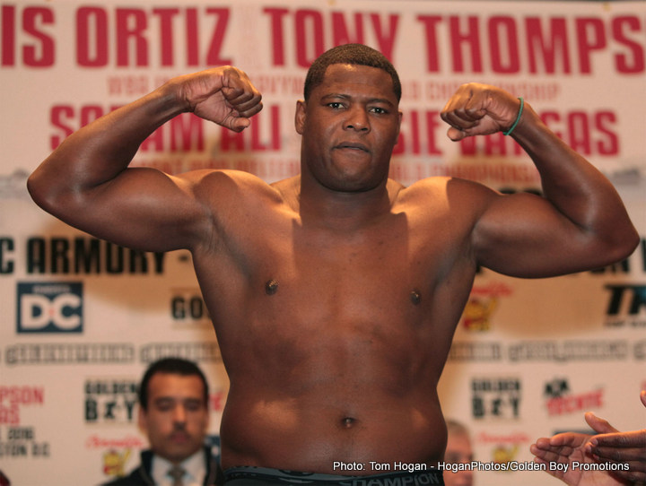 Carlos Takam Luis Oritz Boxing News