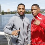 Sullivan Barrera - Andre Ward meets Sullivan Barrera this Saturday night live on HBO at the Oracle Arena in Oakland, California. If Ward's successful it moves him one step closer to a meeting with Sergey Kovalev in the fall. Standing in his way is an unbeaten fighter with roots drawn from highly-touted Cuban amateur system. Does the unbeaten Barrera have what it takes to topple Ward? Will rust factor in for Ward having 8 months of more inactivity since his last bout?