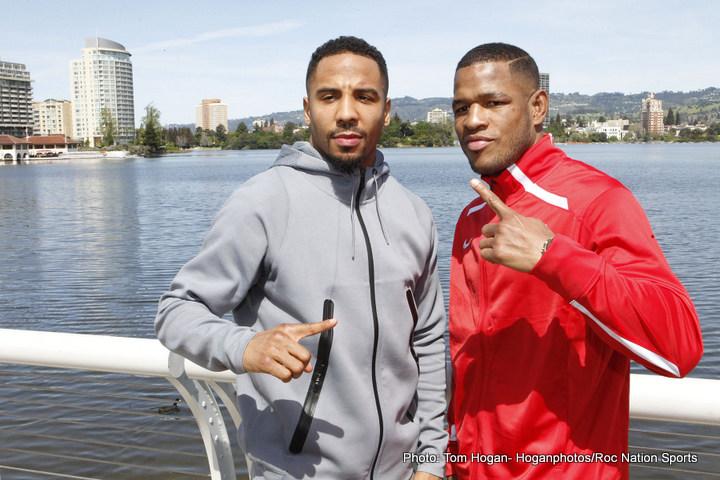 Andre Ward Sullivan Barrera Boxing News Top Stories Boxing