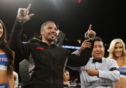 "Andre Ward must get past his ""tune-up"" first, but looks the favourite to defeat Sergey Kovalev in November"