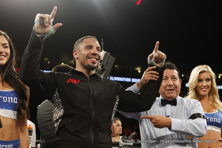 Alexander Brand Andre Ward Boxing Interviews Boxing News