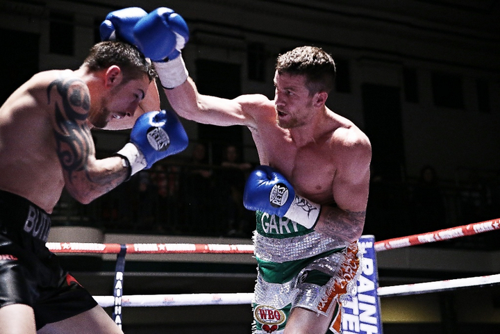 Gary Corcoran - CORCORAN DEFEATS BUTLER TO CLAIM FIRST TITLE AND YORK HALL RESULTS