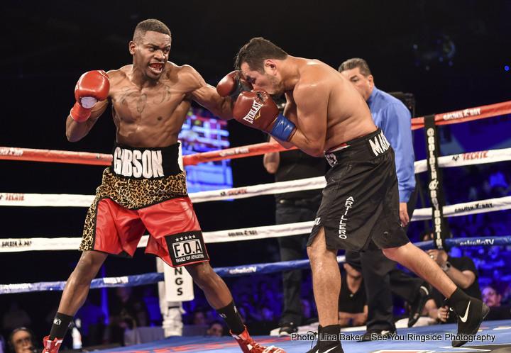 Antonio Orozco Boxing News Boxing Results