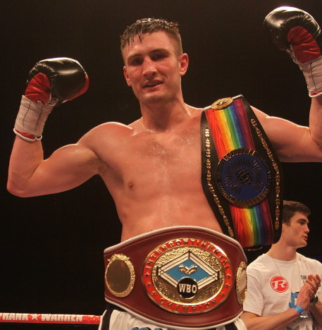 Lewis Taylor Tommy Langford Boxing News Boxing Results