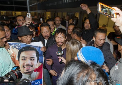 Pacquiao vs. Bradley: Remain or Retire