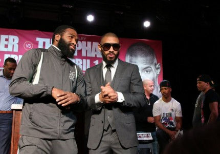 Broner-Theophane final press conference quotes