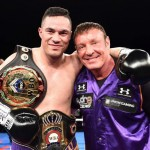 Joseph Parker - As quickly as Tyson Fury changed the landscape of the heavyweight division with his against-the-odds defeat of Wladimir Klitschko, so it fractured again with the IBF immediately splintering off and declaring their title vacant.