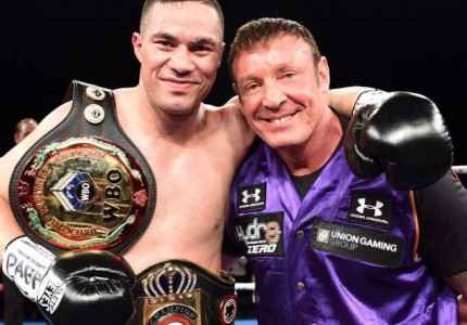 Kevin Barry Interview: 'There is a lot more to come from Joseph Parker.'