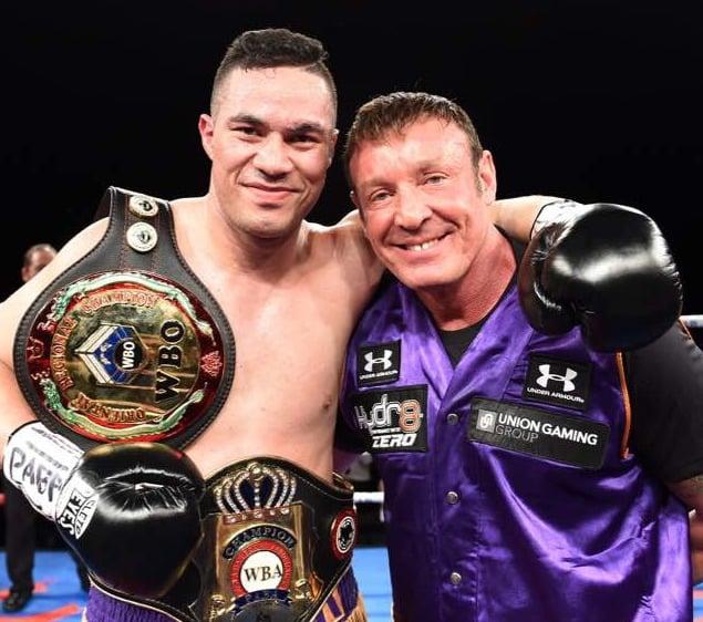 Joseph Parker - Boxing Interviews