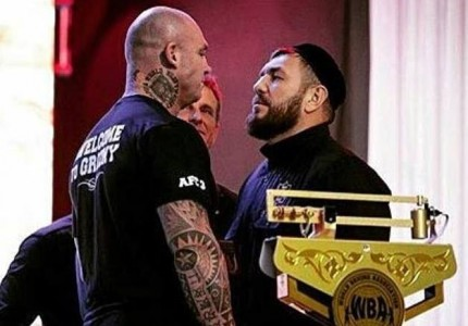 Lucas Browne stripped of WBA title, suspended for six-months; the belt goes back to Chagaev