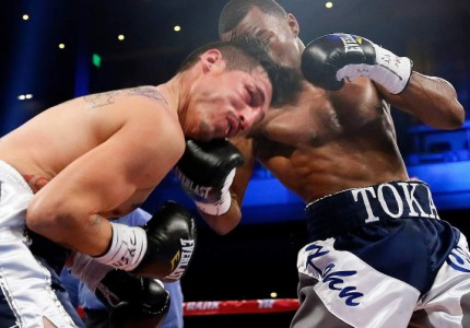 Toka Kahn-Clary's Incredible Story of Growing Up and How Boxing Saved His Life