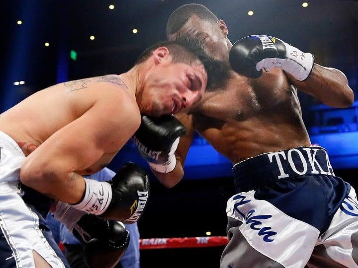 "Toka ""T-Nice"" Kahn-Clary Boxing News"