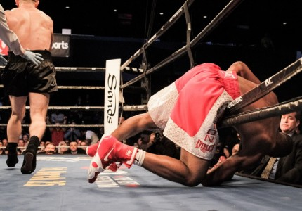 Julian Williams TKOs Marcello Matano; Khurtsidze beats Douglas