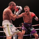 Terry Flanagan - Manchester's lightweight king Terry Flanagan will make the third defence of his WBO World Title against South Africa's two-time world champion Mzonke Fana at the Wales Ice Arena, Cardiff on Saturday 16th July, live and exclusive on BoxNation.
