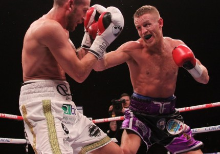 Terry Flanagan fights Orlando Cruz on 11/26