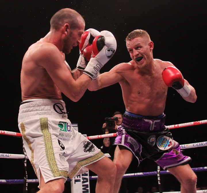 Anthony Crolla Terry Flanagan Boxing News