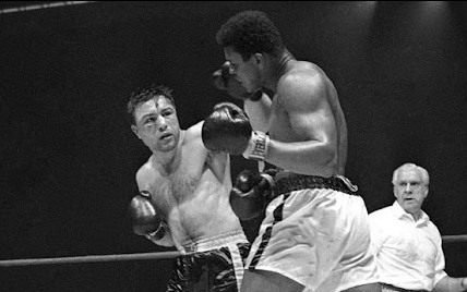 George Chuvalo looks back on his 50-year-old fight with Ali, still thinks he won!