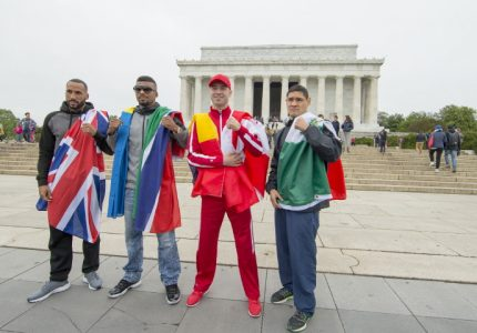 Badou – Bute & DeGale – Medina in Washington, DC